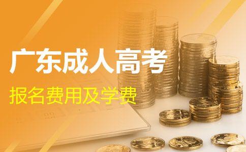 广东成人高考费用需要多少钱