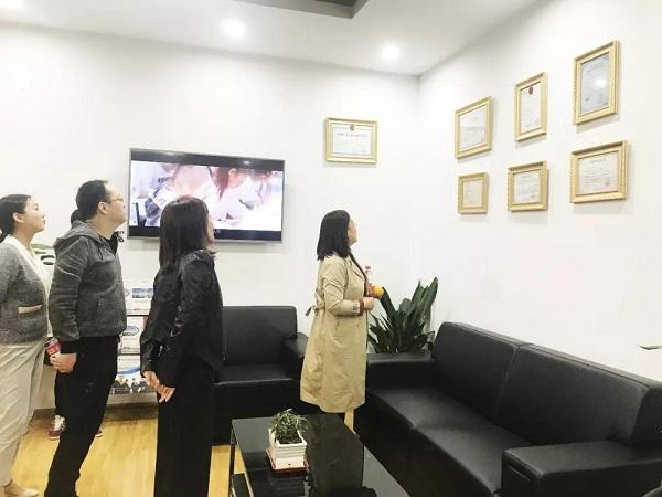 国家开放大学(武汉分部)开放教育学院领导莅临我校指导工作
