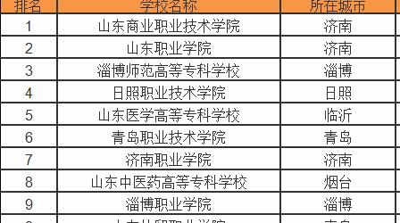 山东电力高等专科学校怎样在山东排名第几?王牌专业及就业情况?