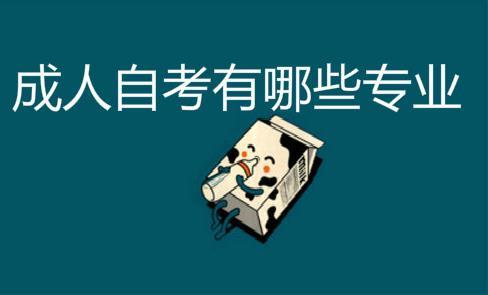 成人自考大专哪个专业容易过?深圳大学自考有什么专业