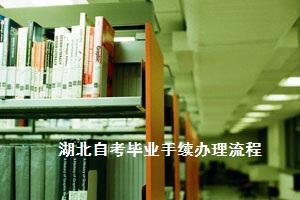 广东自考毕业手续办理流程